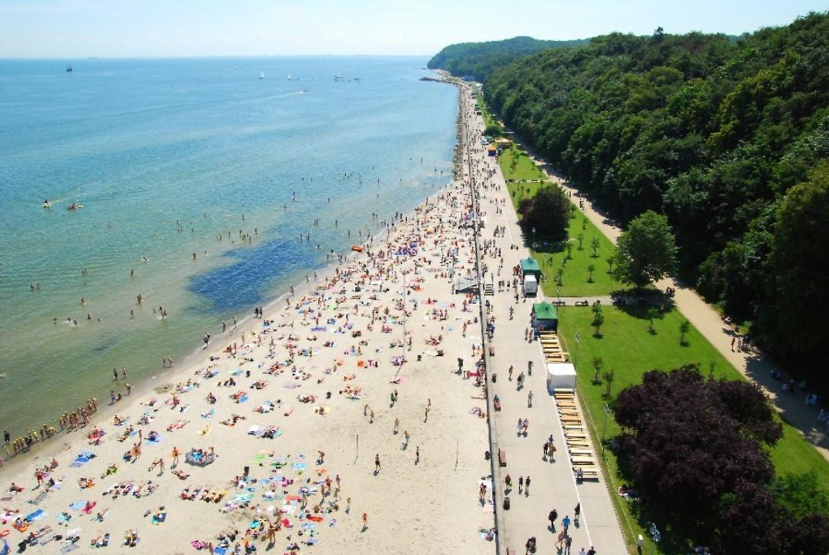 gdansk polen strand