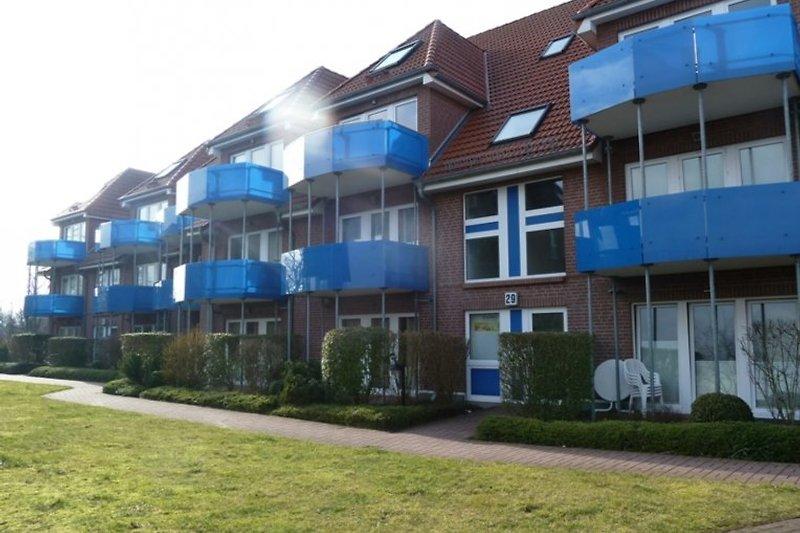 Haus Amrum Dorum-Neufeld