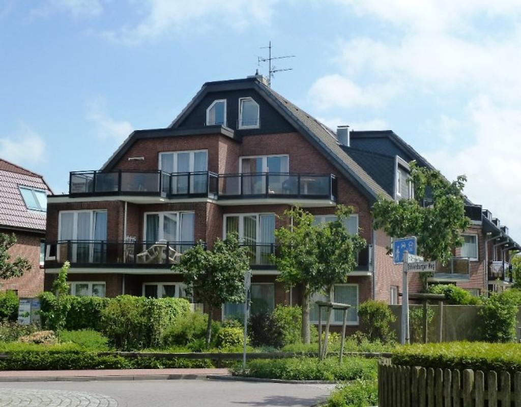 neuwerk cuxhaven duhnen ferienwohnung in duhnen mieten. Black Bedroom Furniture Sets. Home Design Ideas
