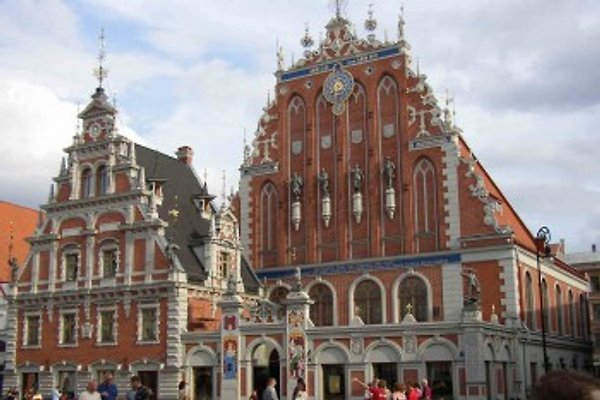 Pension Zinta en Riga - imágen 1