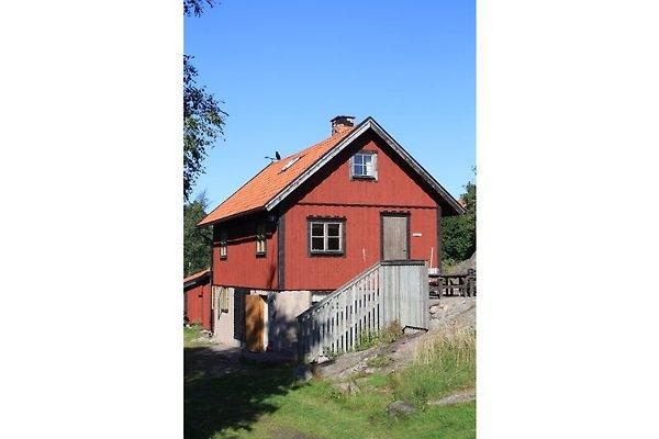 Ferienhaus am Insel in Harstena Gryt - immagine 1