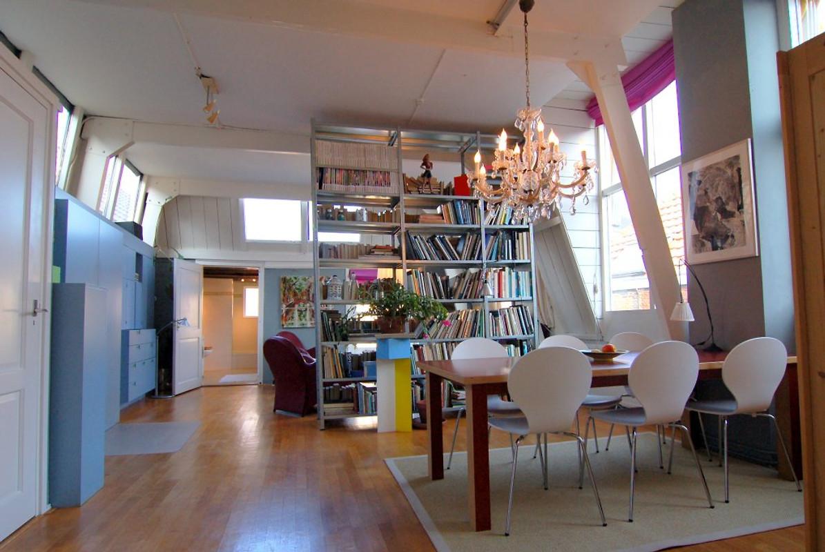 loft westeinde vakantie appartement in den haag huren
