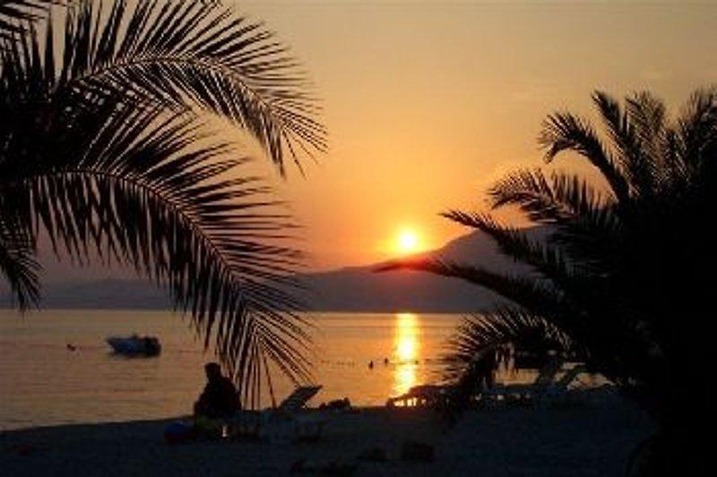 Sonnenuntergang Strand