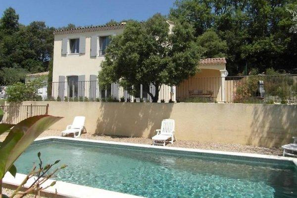 Villa Reillanne bis 9 Pers. en Rustrel -  1
