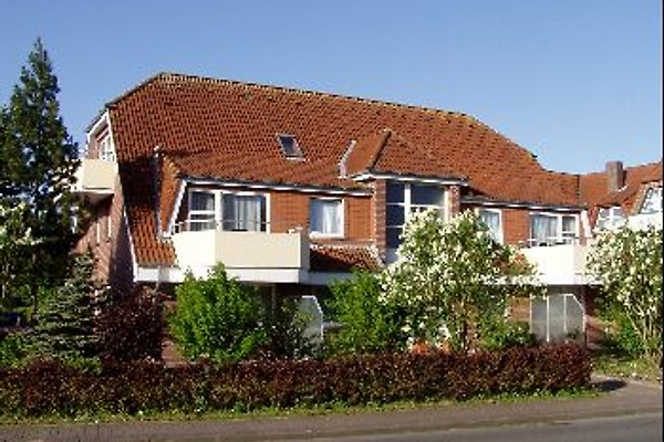 Haus Sarah in Büsum in Büsum - immagine 1
