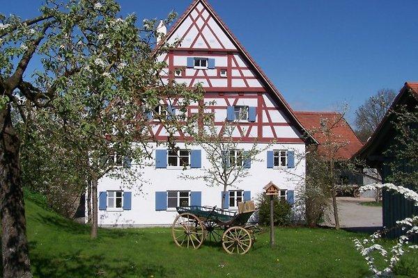 Ostansicht Alte Mühle