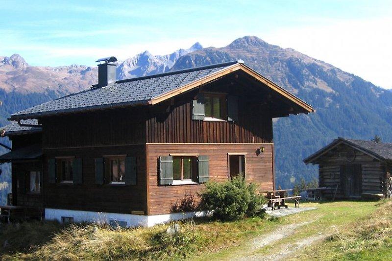 Ferienhaus Almrosi