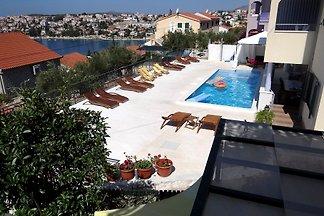 casa de la piscina Ciovo (4178)