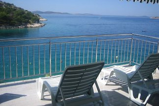 2 Ferienwohnungen direkt am Meer