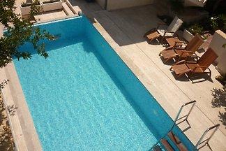 Grande maison de vacances avec piscine - Trogir
