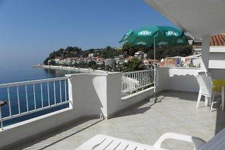 Mis Villa en Podgora cerca de Makarska