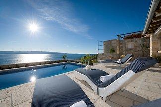 Pool house Murvica (3756)