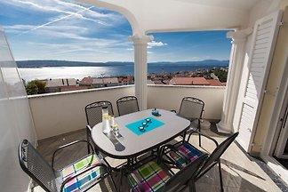 Appartements de luxe à Crikvenica (4267)