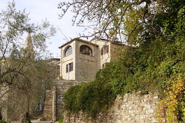Weg zur Casa Torretta