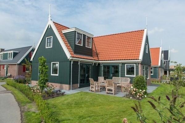 NH908 - Ferienhaus im Oost-Graftdijk in De Rijp - Bild 1