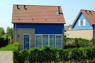 ZE759 - Ferienhaus im Hoofdplaat