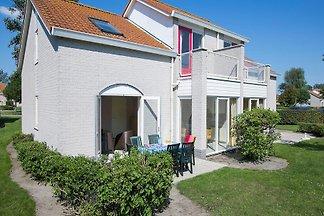 ZE436 - Ferienhaus im Noordwelle