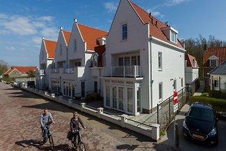ZE901 - Ferienhaus im Koudekerke-Dishoek