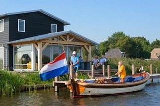 OV085 - Holiday home in Giethoorn