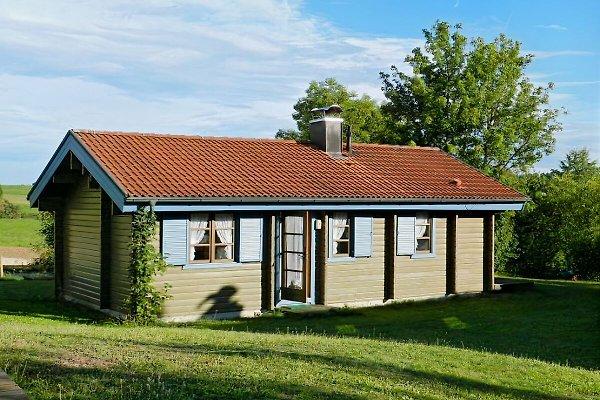 Unser Haus Nr. 3 in der Ferienanlage Lauterdörfle