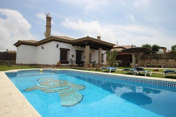 Villa Juan en Conil de la Frontera - imágen 1