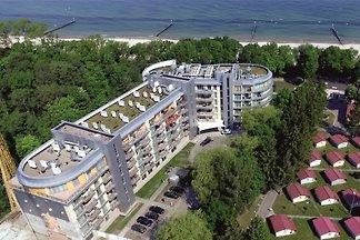 Luxueux appartement sur la dune