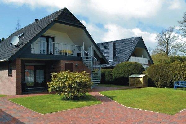 Haus Wattläufer - Wohnung 2 à Sehestedt (Jade) - Image 1