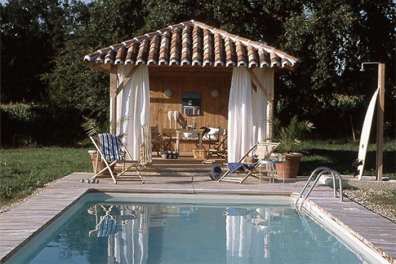 Pool La Gravette