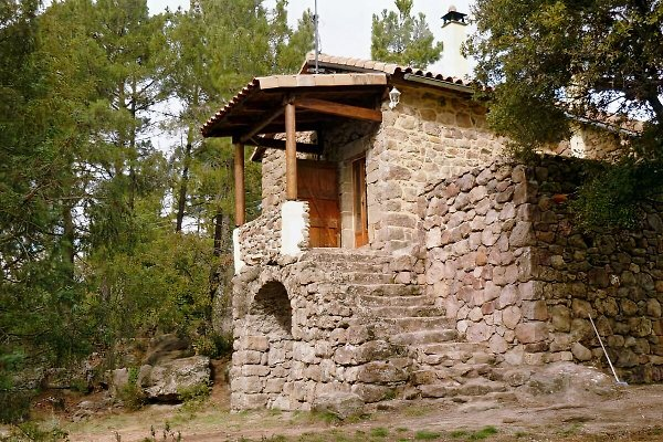 Steinhaus in Les Vans - Bild 1