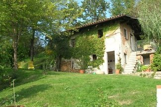 romantisches Ofenhaus Piemont