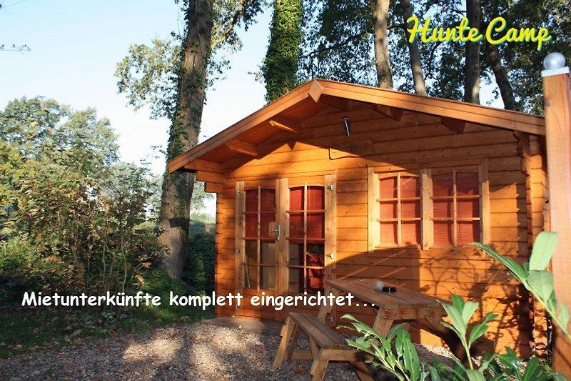 Blockhütten mieten - Campingpl in Großenkneten - immagine 2