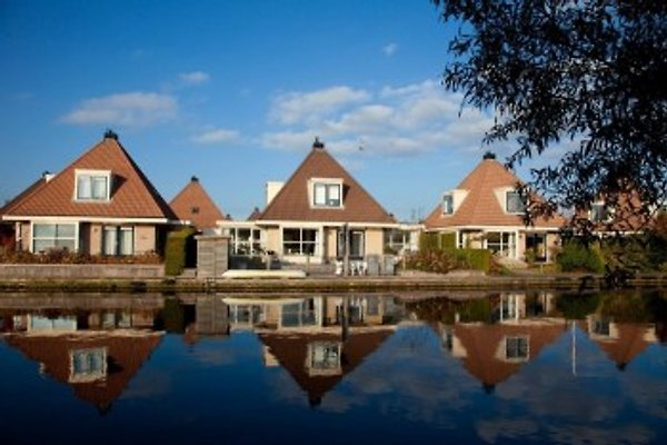 FR058 , Ferienhaus Woudsend in Woudsend - Bild 1
