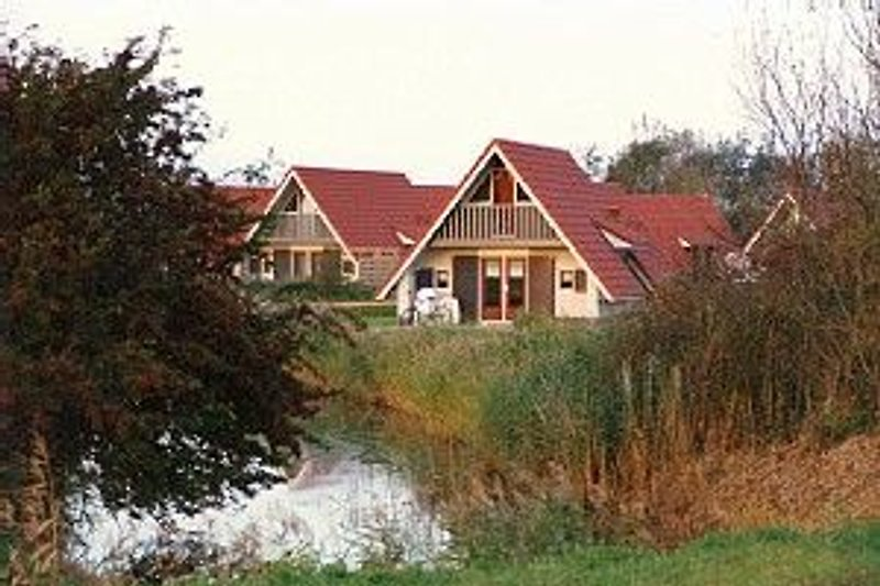 FR001A Bungalow Lauwersmeer in Oostmahorn - immagine 2