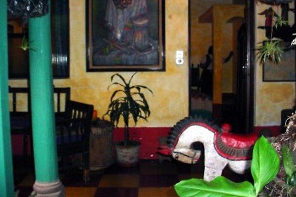 POSADA BELEN HOTEL MUSEUM in Guatemala-Stadt - Bild 1