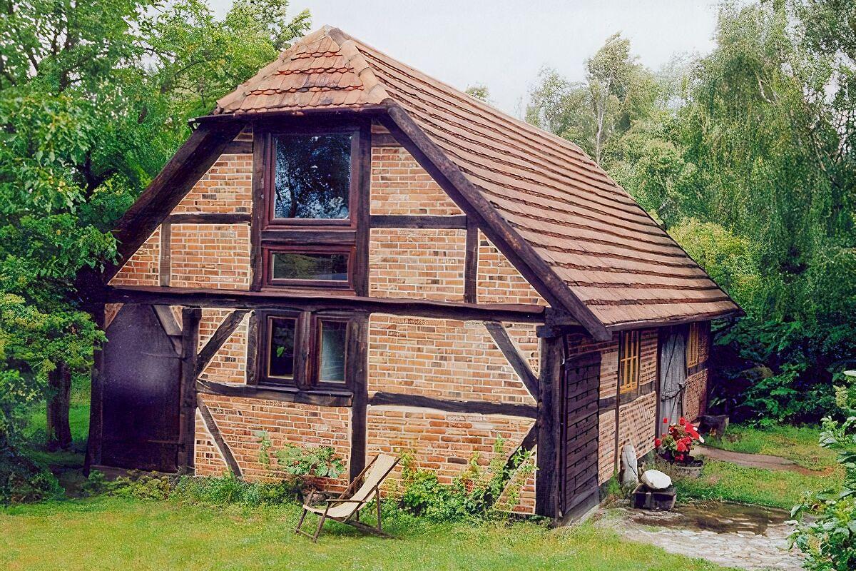 ferienhaus teichhof ferienhaus in ludwigslust mieten. Black Bedroom Furniture Sets. Home Design Ideas