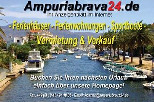 Ampuriabrava24.de in Empuriabrava - Bild 1