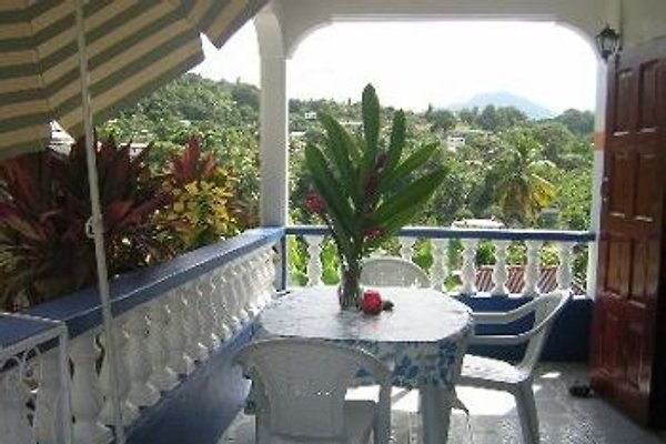 My Father's Place Guest House in Marigot - Bild 1