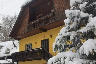 Gelbes Haus - Bauernhaus mit Sauna