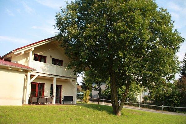 Neues Ferienhaus auf der Rathmannsdorfer Höhe