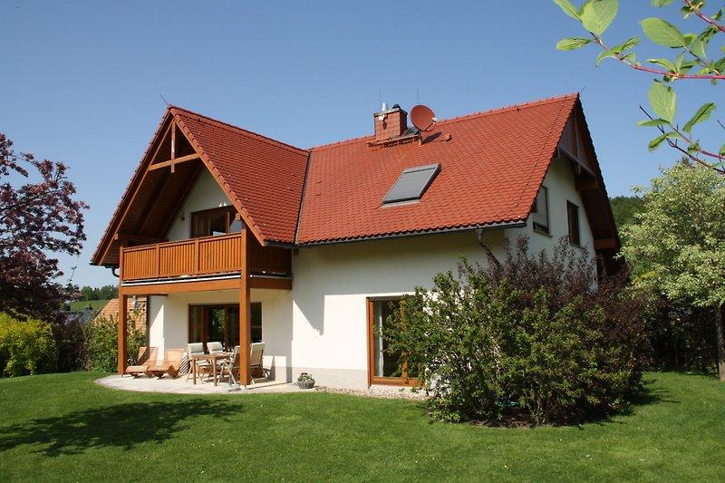 Ferienhaus mit Ferienwohnung