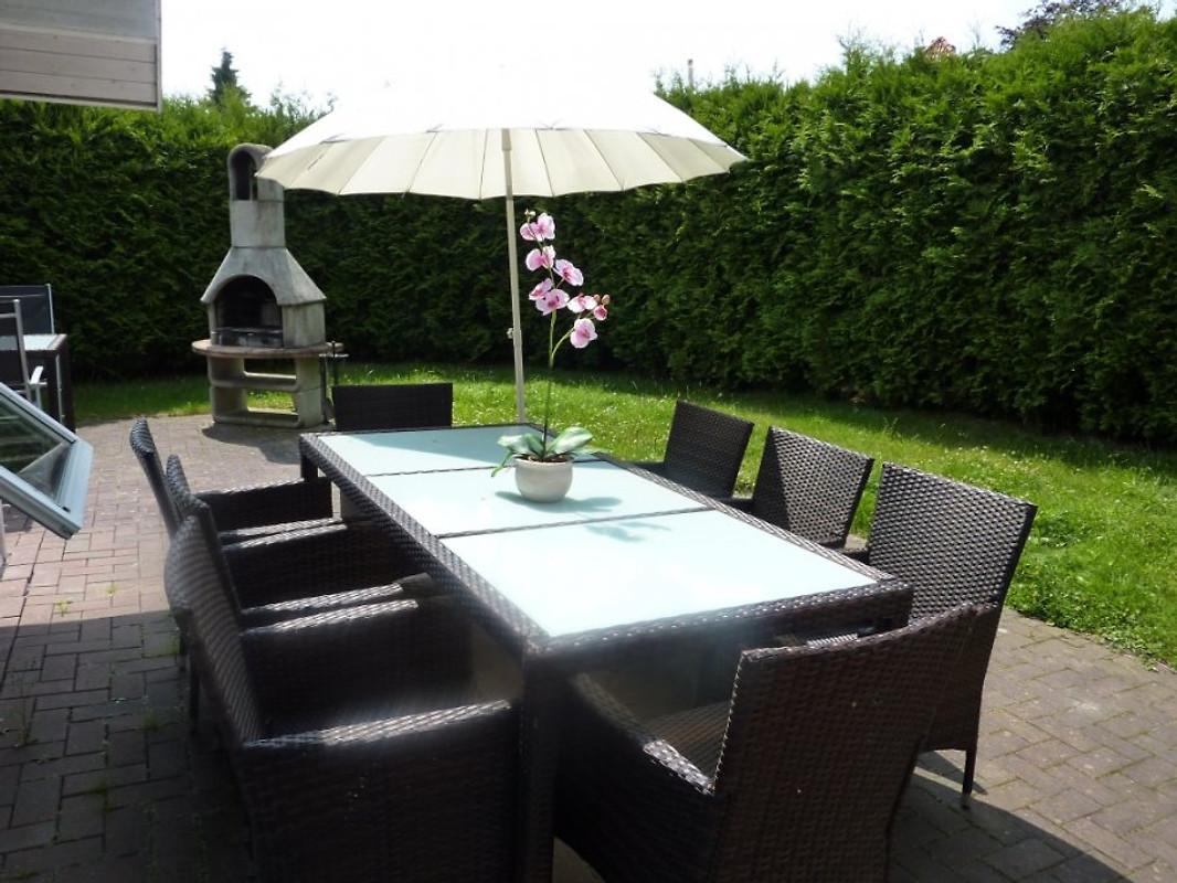 ferienhaus 3 mit sauna kaminofen ferienhaus in. Black Bedroom Furniture Sets. Home Design Ideas