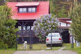 Das Ferienhaus auf Kaschuben