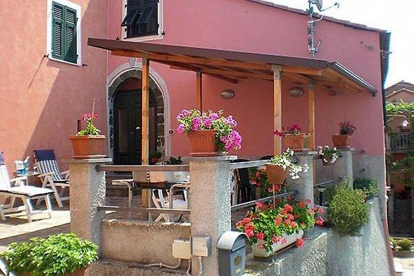 Casa Reggimonti en Bonassola - imágen 1