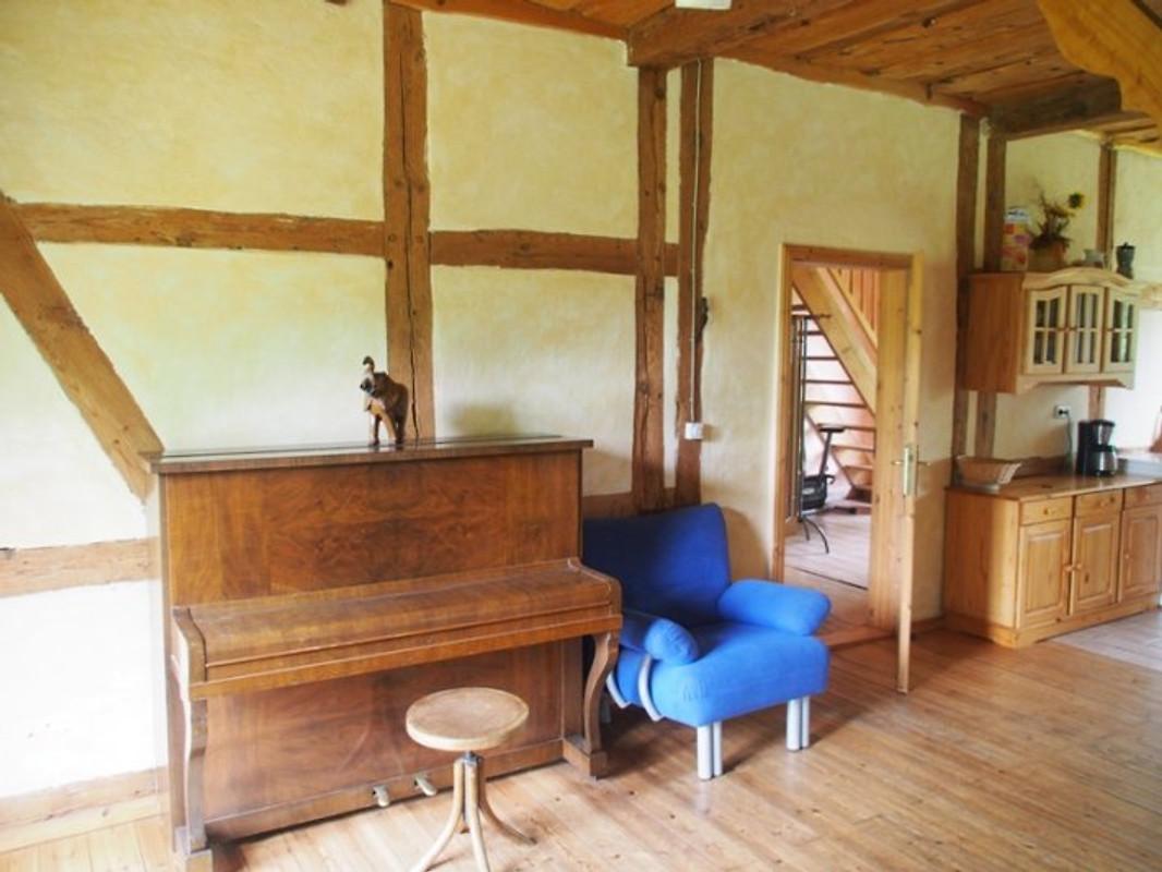 urlaub im hinterland ferienhaus in neu jargenow mieten. Black Bedroom Furniture Sets. Home Design Ideas