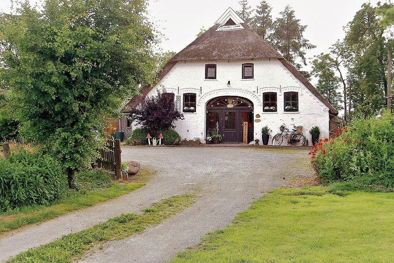 Haus Bungt, 100 m fern der Dorfstraße