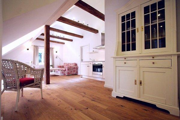Landhausappartement 'Talblick' mit hohem, hellen Wohnraum