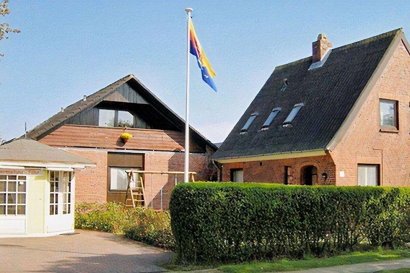 Unsere Häuser in Wyk