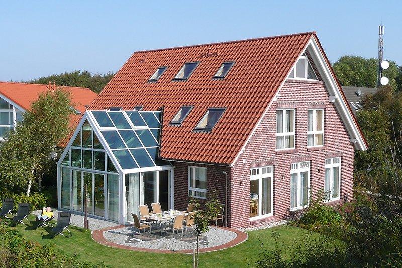 Haus Admiral auf Spiekeroog