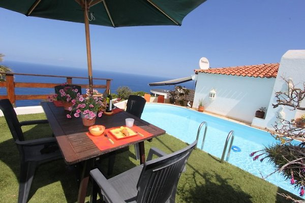 Terrasse am Pool- Casa Pelican