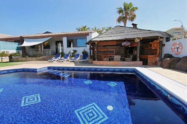 Villa Anais Azul mit beheiztem Pool
